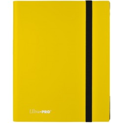 Binder Pro 9 Pocket - Eclipse Lemon Yellow
