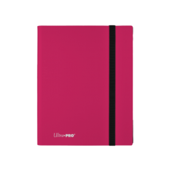 Binder Pro 9 Pocket - Eclipse Hot Pink