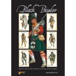 Black Powder Napoleonic - Rulebook