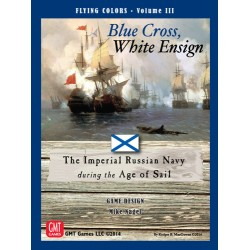 Flying Colors Vol. III - Blue Cross, White Ensign