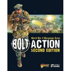 Bolt Action World War II Wargames Rules (2nd Edition)