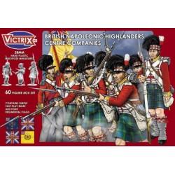 Napoleonic - British Highlanders Centre Companies