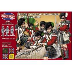 Napoleonic - British Highlanders Flank Companies
