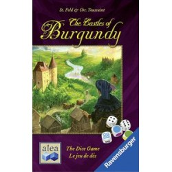 The Castles of Burgundy - Dice Game