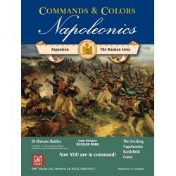 Commands & Colors Napoleonics - The Russian Army