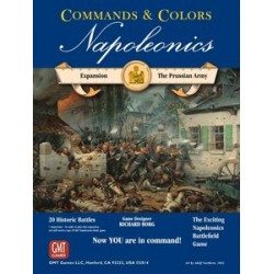 Commands & Colors Napoleonics - The Austrian Army 2th Printing