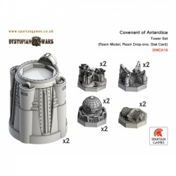 Covenant of Antarctica - Tower Set