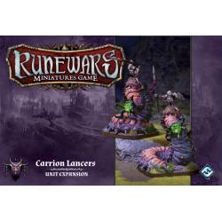 Runewars Miniatures Game - Carrion Lancers