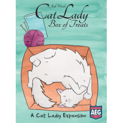 Cat Lady - Box of Treats