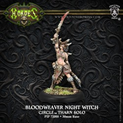 Circle Orboros - Bloodweaver Night Witch