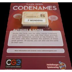 Codenames Mini Expansion