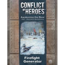 Conflict of Heroes - Awakening the Bear - Firefight Generator
