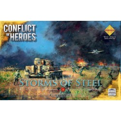 Conflict of Heroes - Storms of Steel 3rd Edition