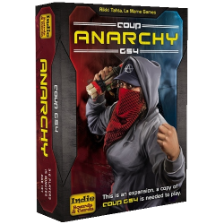Coup Rebellion C54 - Anarchy