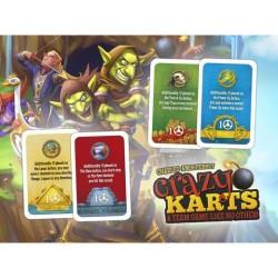 Crazy Karts - Accelerators