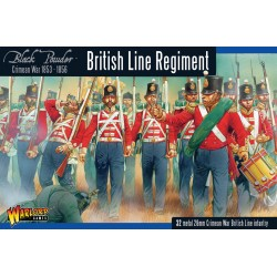 Black Powder Crimean War 1853-1856 - British Line Regiment