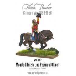 Black Powder Crimean War 1853-1856 - British Officer