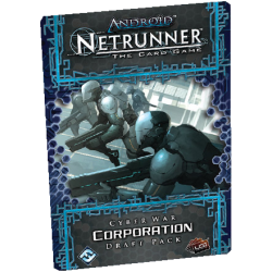 Android Netrunner LCG - Cyber Wars - Draft Pack Corpotation