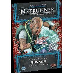 Android Netrunner LCG - Cyber Wars - Draft Pack Runner