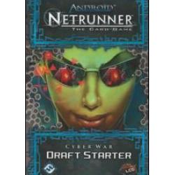Android Netrunner LCG - Cyber Wars - Draft Starter