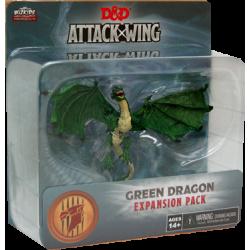 D&D Attack Wing - Green Dragon
