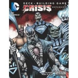 DC Comics Deck Building Game - Crisis 2