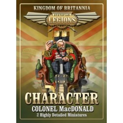 Kingdom of Britannia - Colonel MacDonald