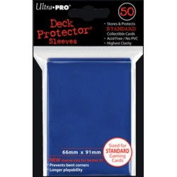 Sleeves - CCG Blue (50 pcs - Ultrapro)