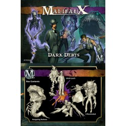 Box Set - Dark Debts