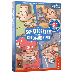 Adventure by Book - De Schatzoekers van de Kuala-Archipel