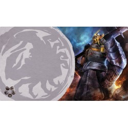 Legend of the Five Rings - Playmat - Defender of the Wall