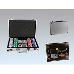 Deluxe Poker Game Set