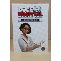 Dice Hospital - Deluxe Add-Ons