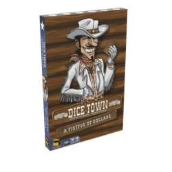 Dice Town - A Fistful of Cards