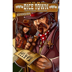 Dice Town - Expansion