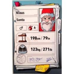 Doctor Panic - Klaus Santa