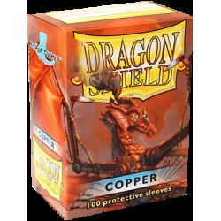 Sleeves - CCG Copper (100 pcs - Dragon Shield)
