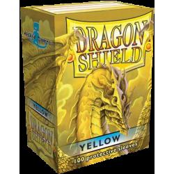 Sleeves - CCG Yellow (100 pcs - Dragon Shield)