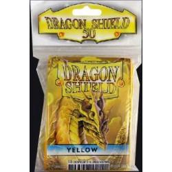 Sleeves - CCG Yellow - (50 pcs - Dragon Shield)