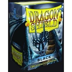 Sleeves - CCG Black (100 pcs - Dragon Shield)