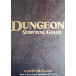 D&D 3.5 - Dungeon Survival Guide