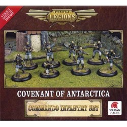 Convenant of Antarctica - Commando Infantry Set