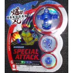 Bakugan - Special Attack - Elico, Attribute Change