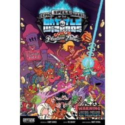 Epic Spell Wars of the Battle Wizards IV