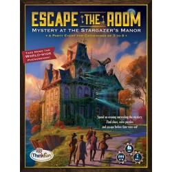Escape The Room - Mystery at the Stargazer's Manor