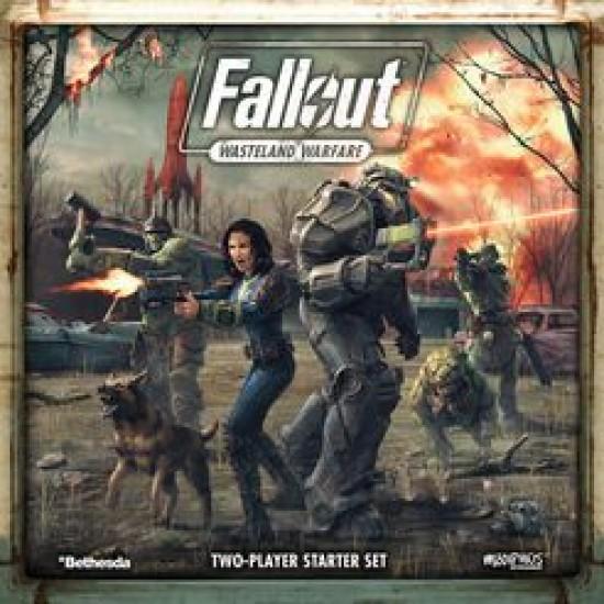 Fallout Wastland Warefare Starter