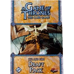 A Game of Thrones LCG - Fire & Ice - Draft Pack