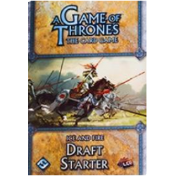 A Game of Thrones LCG - Fire & Ice - Draft Starter