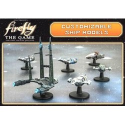 Firefly - Customizable Ship Models