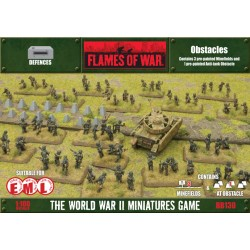 Flames of War - Obstacles